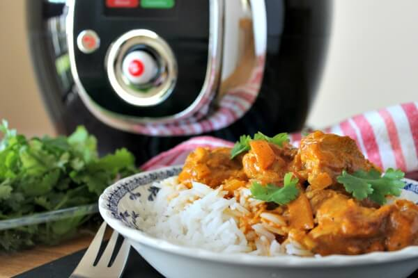 Chicken Tikka Masala in theTefal Cook4Me