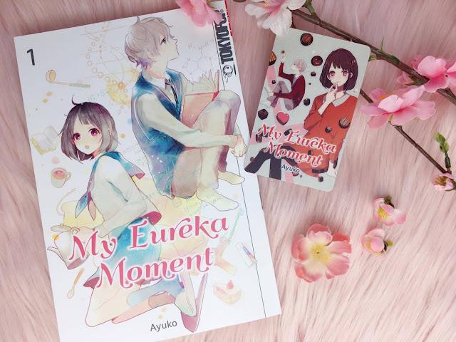 Tokyopop Manga Deutsche Ausgabe Abschlussband My Eureka Moment Band 4