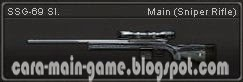 Senjata Point Blank SSG-69 Sl.