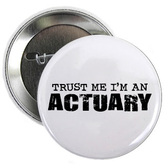 The benefits of being an Actuary