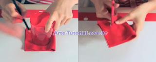 Como fazer círculos (bolas) de feltro