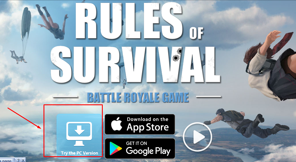 rules of survival android gamepad support