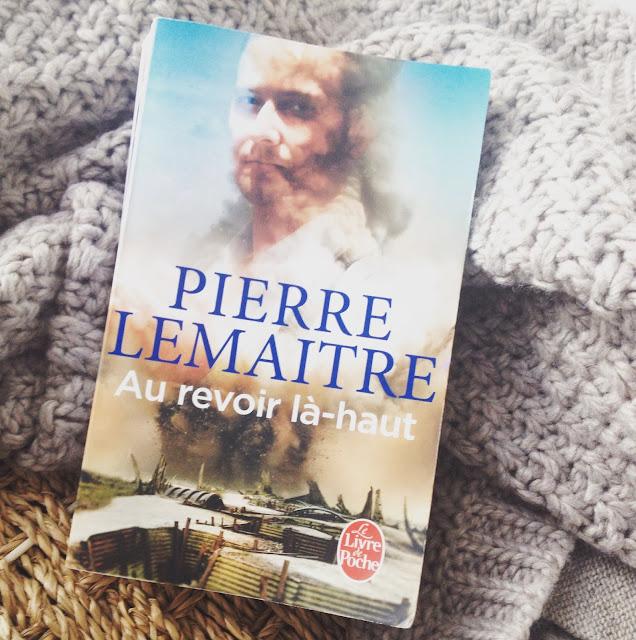 Chronique littéraire Au revoir là-haut par Mally's Books