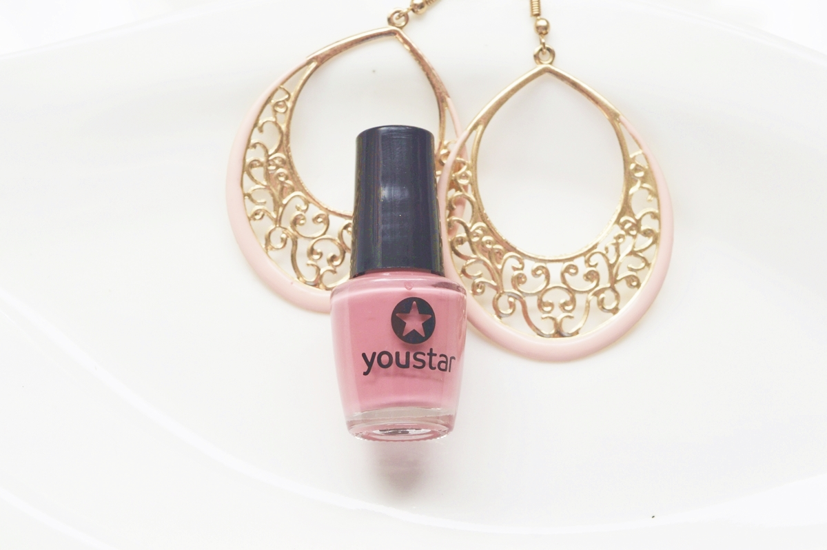 YouStar Nailpolish 'Don't call me' NOTD