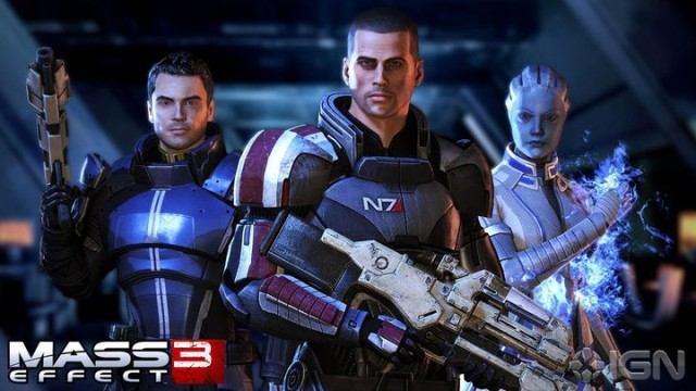 Mass Effect 3 Release Date, Trailer and Features for PC, PS3 and Xbox 360