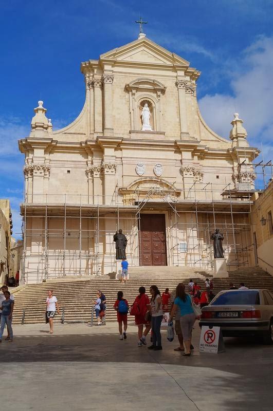 Catedral de Victoria de Gozo, iglesias de malta, iglesias de Gozo
