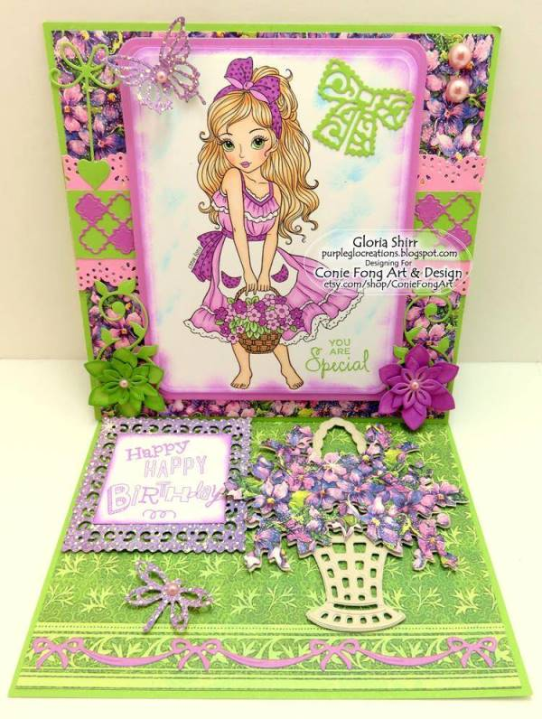Featured Card - Top 3 Winner at Jo's Scrap Shack