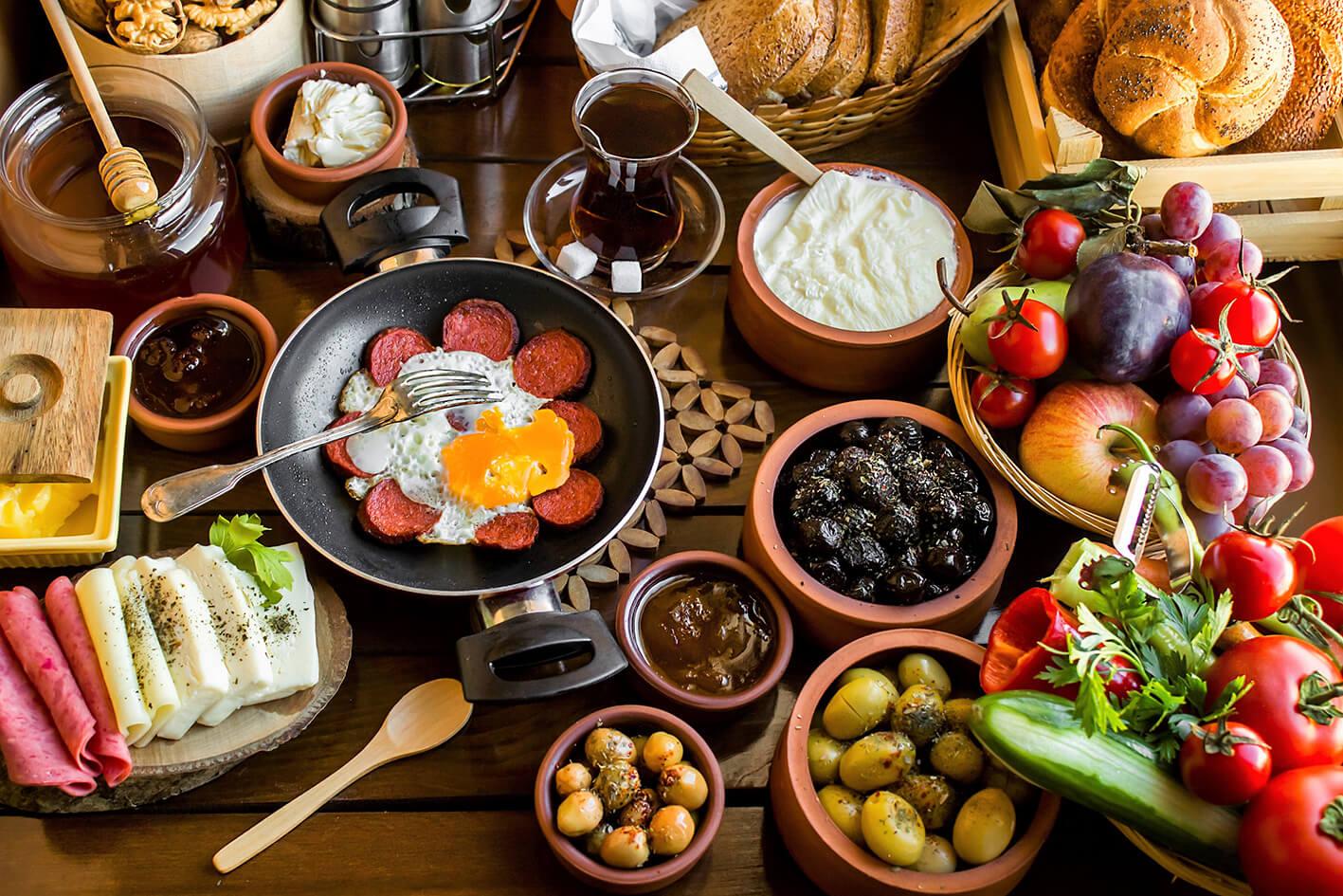 Kilyos'daki En İyi 5 Kahvaltı Mekanı