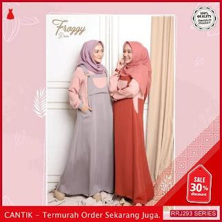 Jual RRJ293D113 Dress Froggy Dress Wanita Mc Terbaru Trendy BMGShop