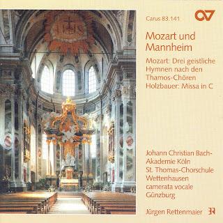 Ignaz Holzbauer (1711-1783) - Missa in C Major