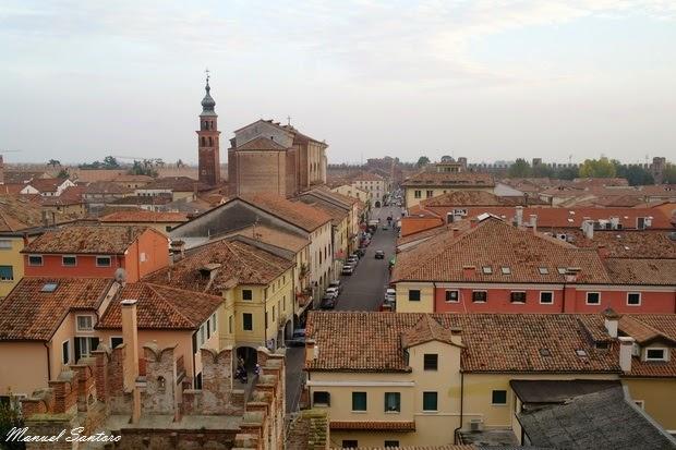 Cittadella, centro storico