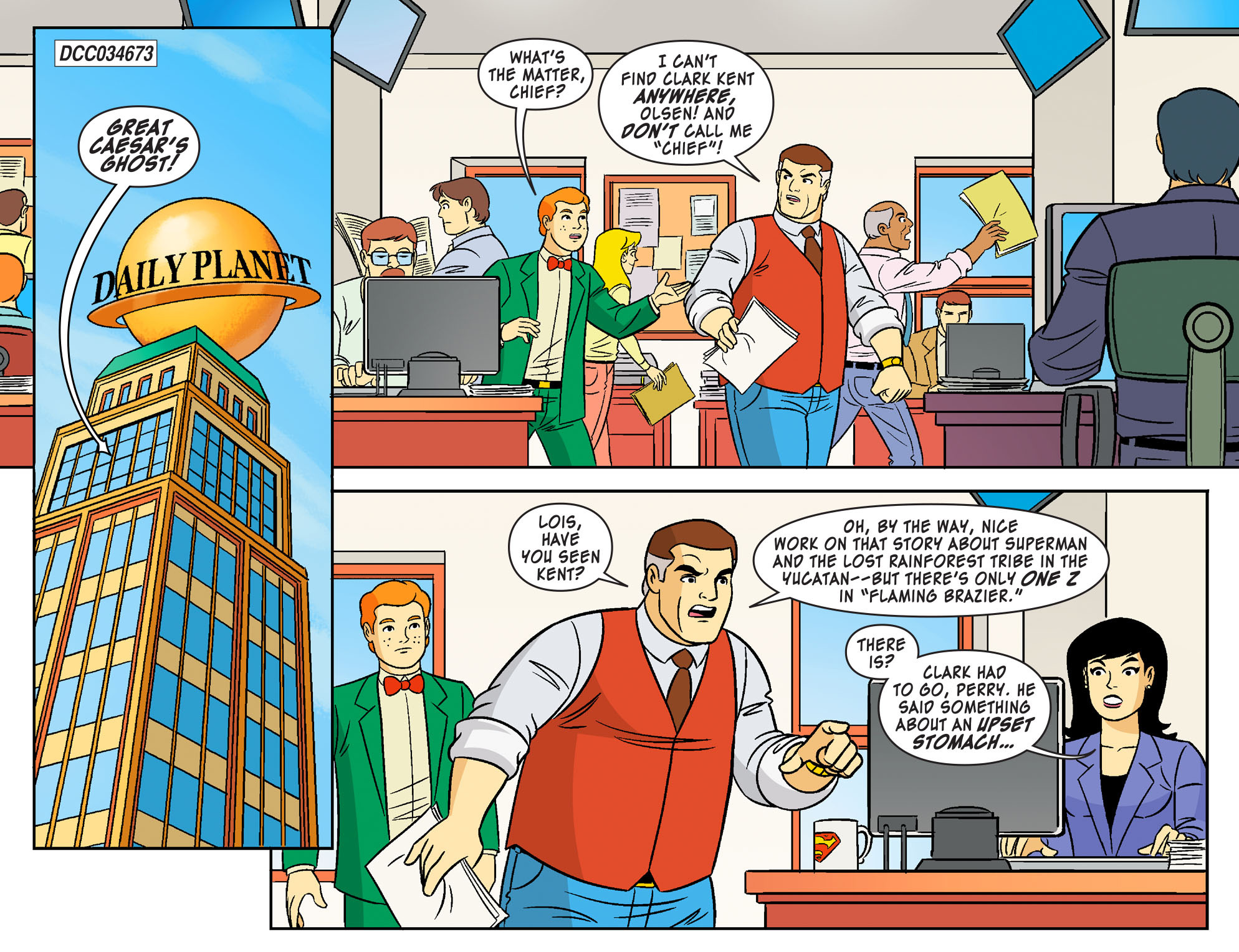 Read online Scooby-Doo! Team-Up comic -  Issue #17 - 3