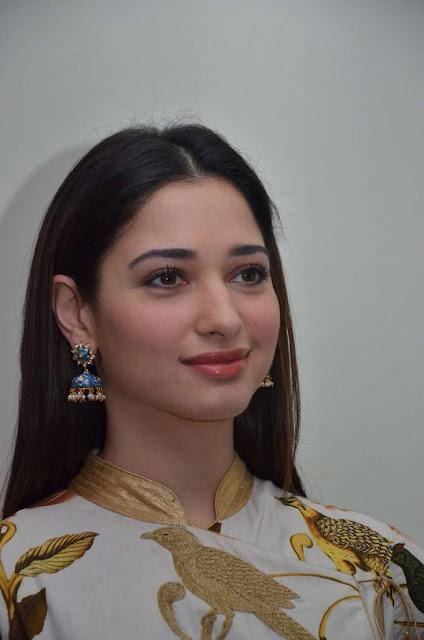 TAMANNAH BHATIA stills at Baahubali-2 Tamil movie press meet