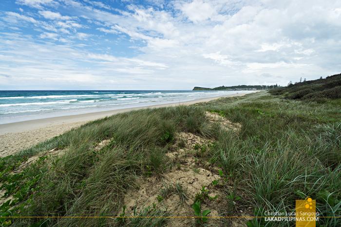 Seven Mile Beach Byron Bay Australia