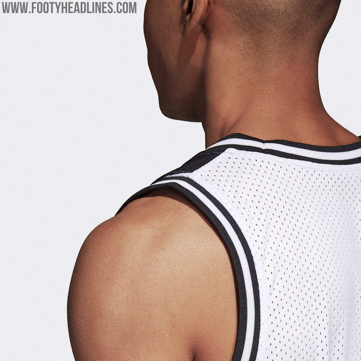 best website 06202 1b95a Adidas Juventus 18-19 Basketball Jersey Released - Footy ...