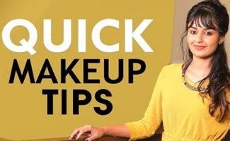 Quick Makeup Tutorial For Office Going Women! |SaySwag