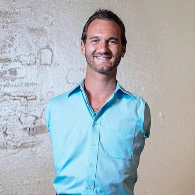 Nick Vujicic will be in Dubai to spark passion, kindle hope and ignite change