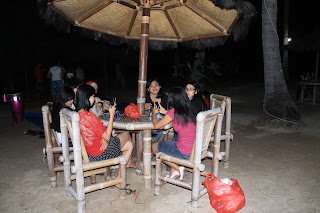 karimunjawa is night