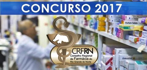 Apostila Concurso CRF-RN 2017