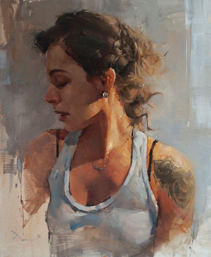 Бразильский художник. Theo Felizzola