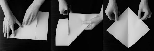 origami instrukcja wykonania gwiazdy