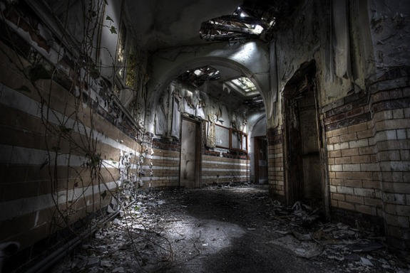 "HAUNTED ASYLUMS: "" ASYLUMS IN THE 1800'S"
