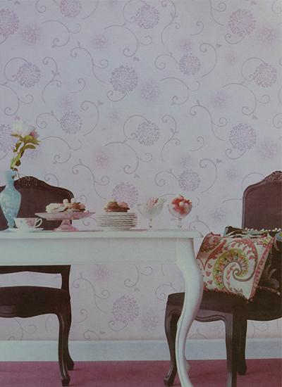 bali wallpaper batik bunga