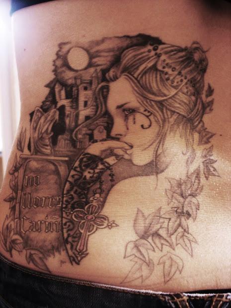 victoria frances tattoo