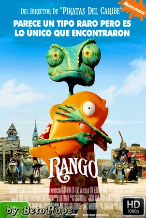 Rango [2011] [Latino-Ingles] HD 1080P  [Google Drive] GloboTV