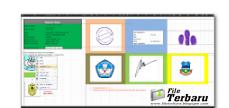 2016, Administrasi, Aplikasi, kartu, Kartu Ujian, Format Excel, Unduh Aplikasi, Download, 2016/2017,