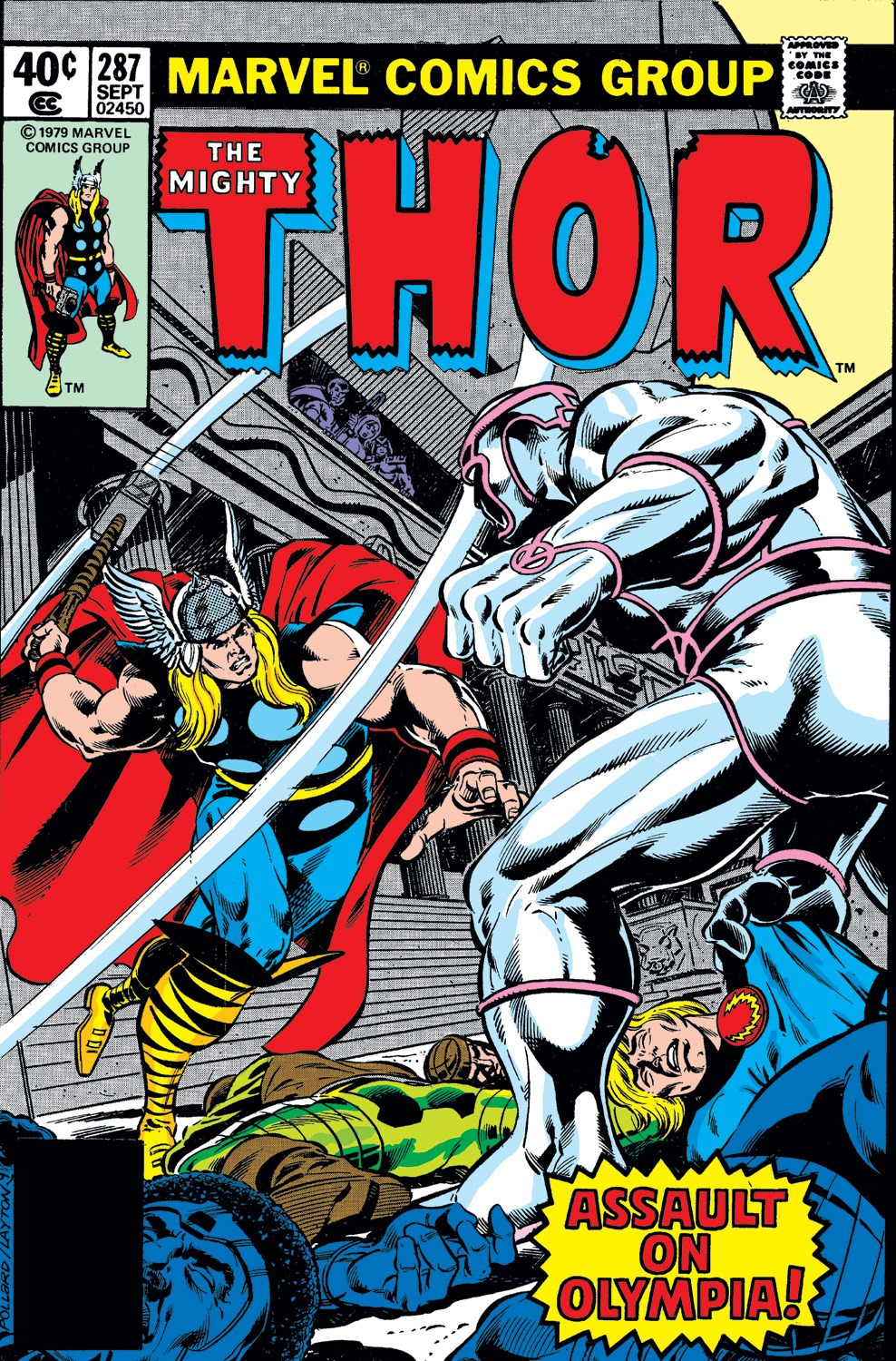 Thor (1966) 287 Page 1