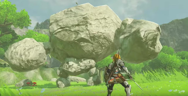 The Legend of Zelda: Breath Of The Wild boss battles