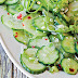 The Healing Power Of Cucumber And Garlic Salad!