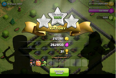 Game COC Clash of Clans