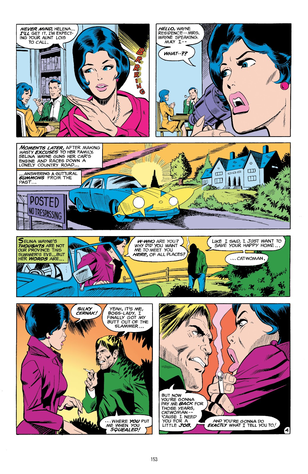 Read online Catwoman: A Celebration of 75 Years comic -  Issue # TPB (Part 2) - 54