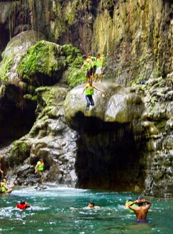 batu payung green canyon