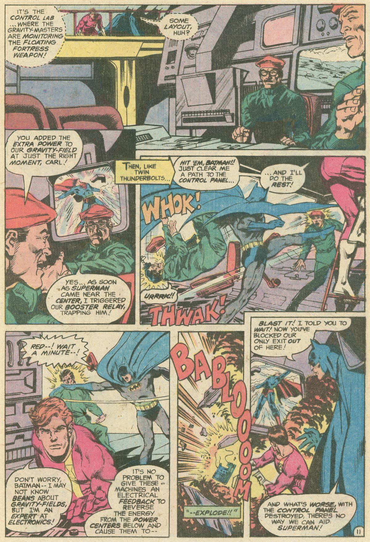 Read online World's Finest Comics comic -  Issue #267 - 13