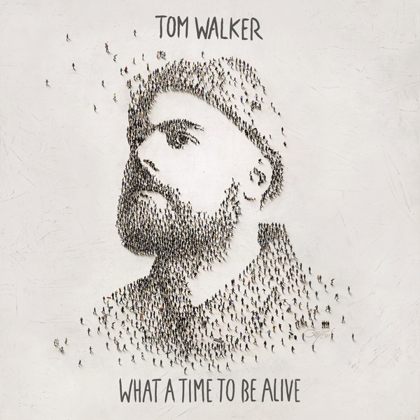 Tom Walker Scores UK No. 1 Album With 'What a Time to Be Alive'