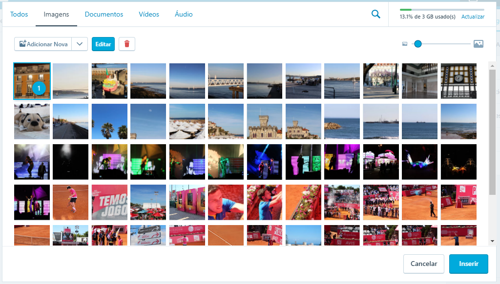 SEO para blogs - seo para imagens wordpress