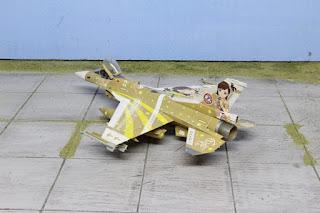 Mitsubishi F-2A The Idolmaster 1/48.