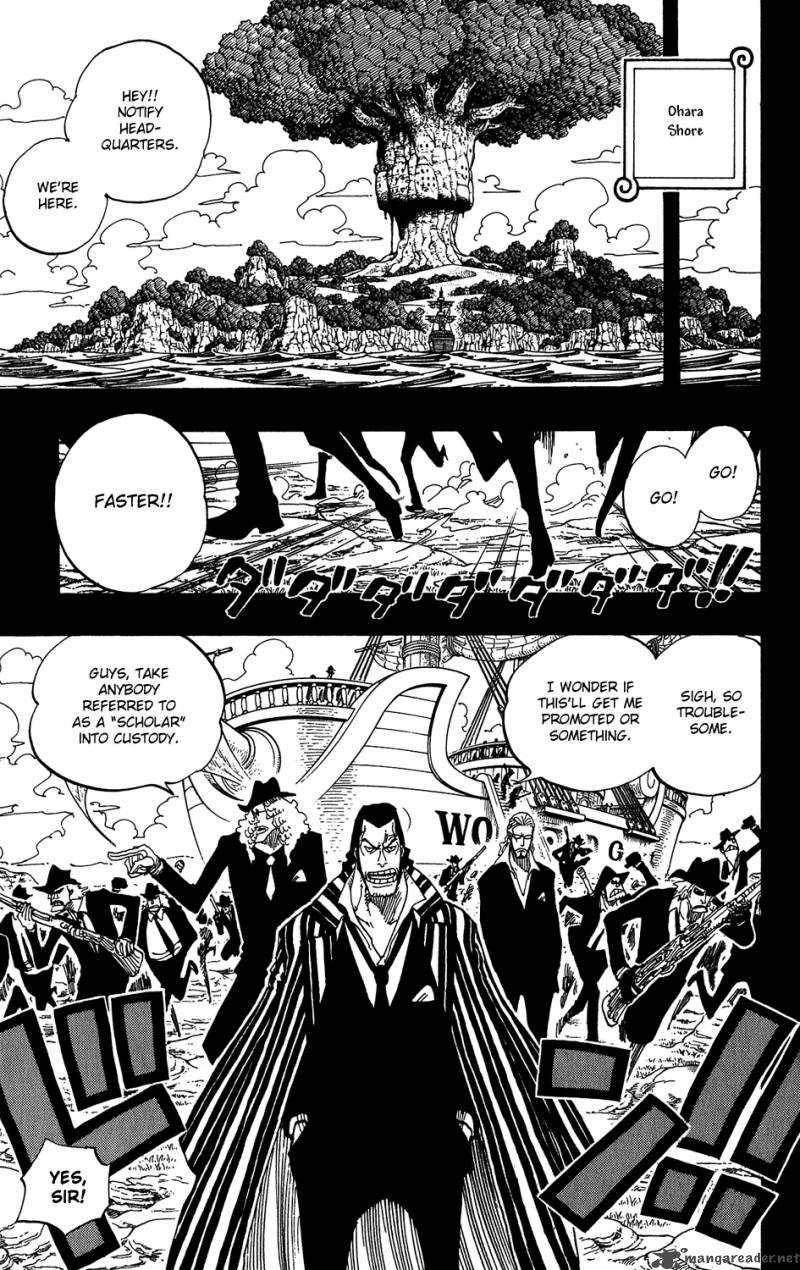 One Piece Ch 393