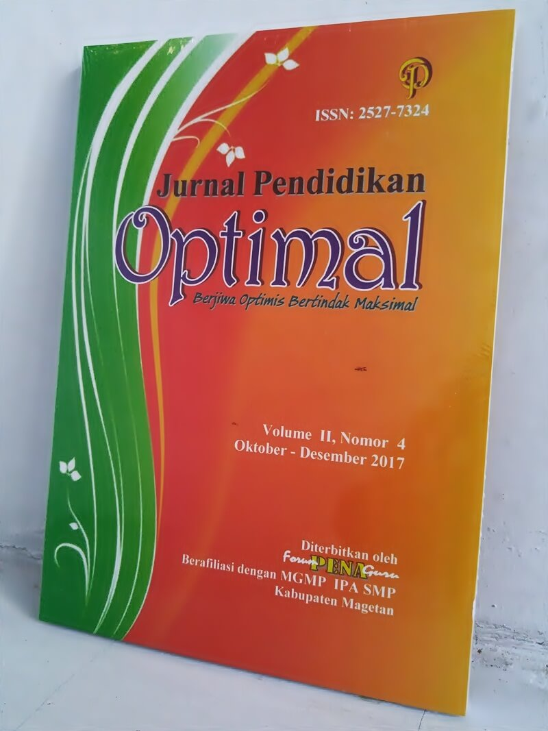 Jurnal Pendidikan Optimal