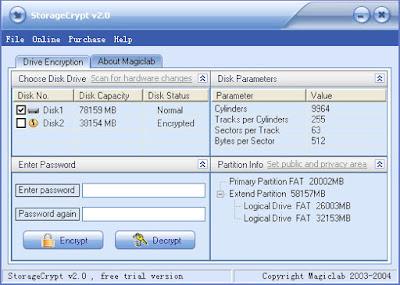 Cara Melindungi USB Flashdisk Anda Dengan Kata Sandi - STORAGE CRYPT