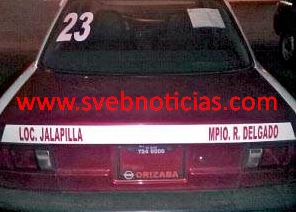 Rescatan a taxista secuestrado en Orizaba Veracruz; dos detenidos