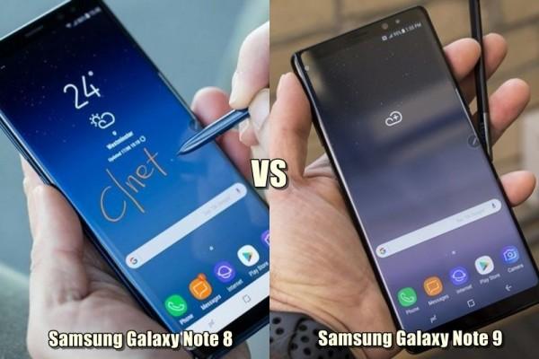 Inilah 4 Kelebihan Samsung Galaxy Note 9 Dibandingkan Galaxy Note 8
