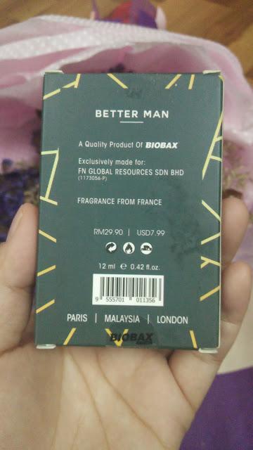 Biobax Eau De Parfume, Biobax EDP, BIOBAX, biobax, type of biobax parfume,jenis-jenis biobax parfume, rangkaian biobax parfume, Biobax Falling In Love, Biobax Better Man, Biobax Eau De Parfume Falling In Love, Biobax Eau De Parfume - BETTER MAN, biobax for man, biobax for women, Kelebihan Biobax Eau De Parfume, kelebihan biobax edp, Perbezaan Biobax EDP dengan Parfume Pocket Jenama Lain, apa yang best dengan biobax edp, best sangat ke biobax edp, Tips Menggunakan Minyak Wangi Agar Kekal Harum, kat mana nak beli biobax, Eau De Parfume, hadiah untuk teman wanita, hadiah untuk teman lelaki, parfume murah, parfum  poket, poket parfum, minyak wangi lelaki, minyak wangi wanita, parfume murah, parfum murah,