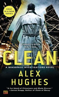 Interview with Alex Hughes, author of Clean - September 5, 2012