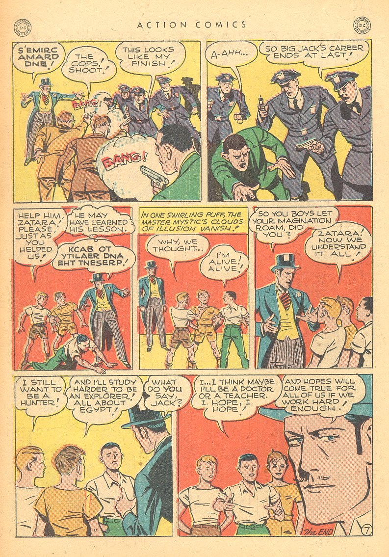 Read online Action Comics (1938) comic -  Issue #99 - 36