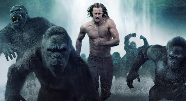 A Lenda de Tarzan | Rei das Selvas lidera bilheteria nacional