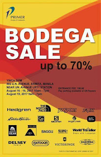 Bodega Sale, sale, Philippines sale